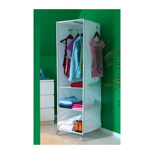 Good Ikea Created A Whole Collection For Your Tiny Apartment. Portable  WardrobeIkea ...