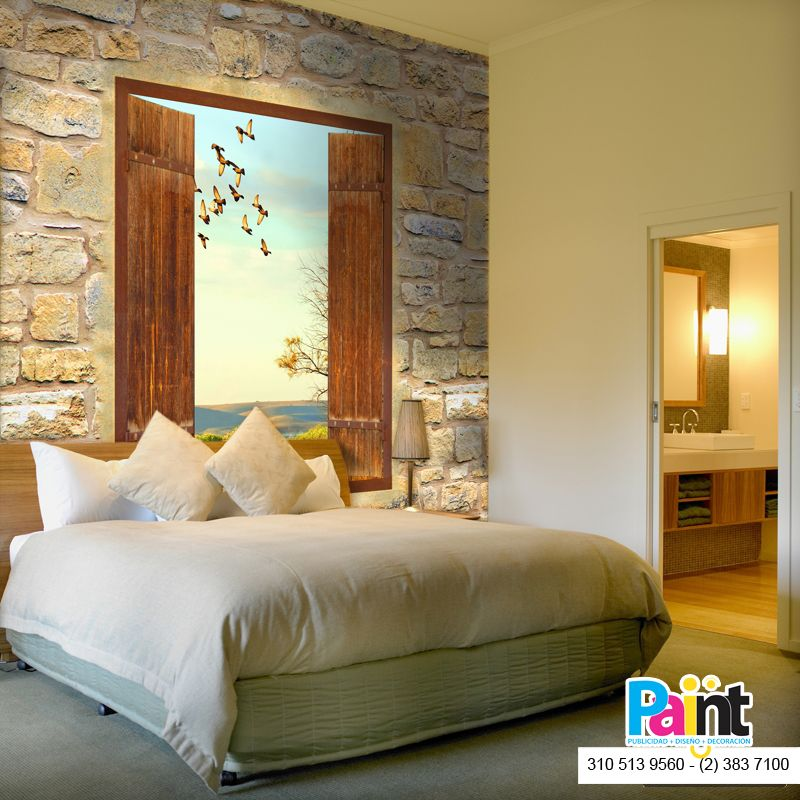 Vinilos decorativos fotomurales toda colombia 310 513 for Murales decorativos paisajes