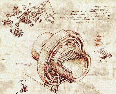 Buzon De Pintura Por Juan Jose Barajas 09 11 11 Dibujos De Da Vinci Leonardo Da Vinci Dibujos Molones