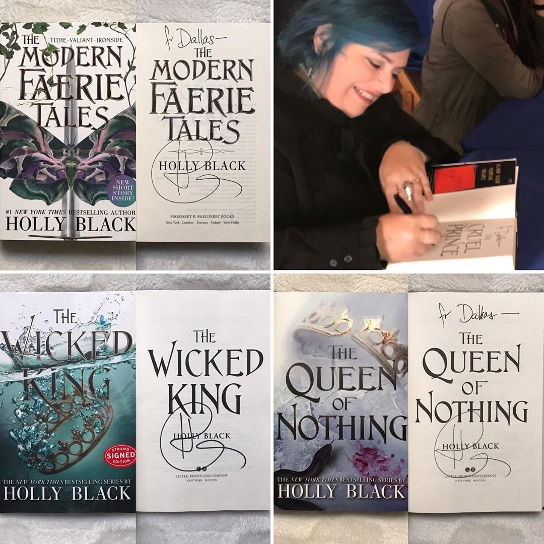 The queen of nothing by holly black thequeenofnothing