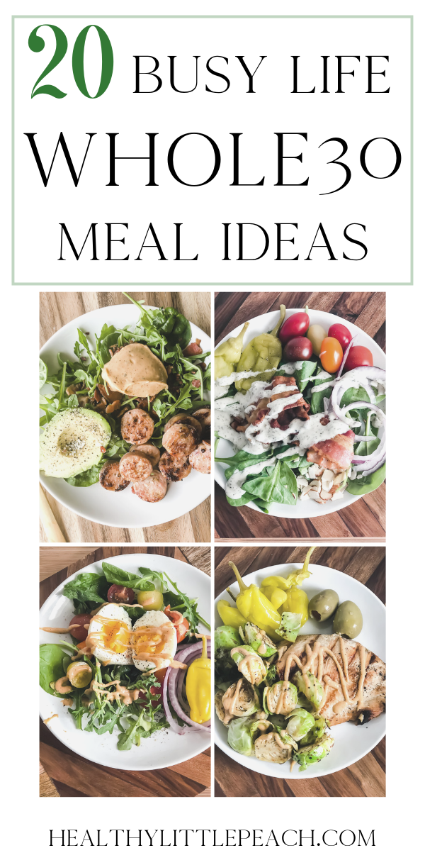 Whole30 Quick Meal Ideas images