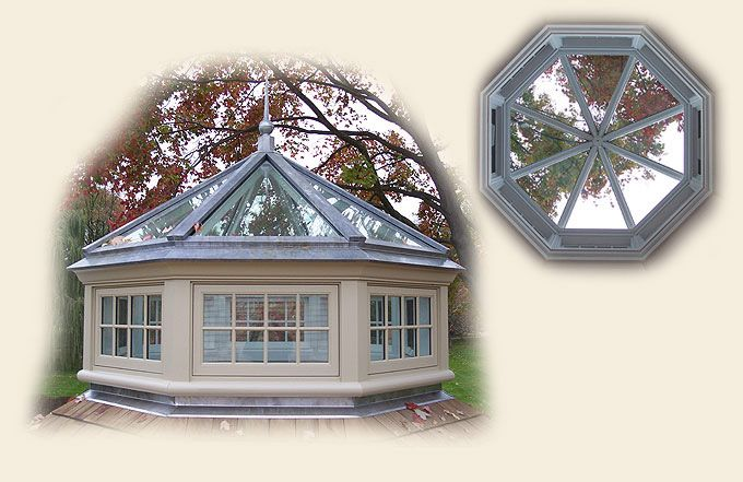 Octagonal Roof Lantern By Renaissance Conservatories Custom Architectural Roof Lanterns And Glass Cupolas By Re Roof Architecture Roof Lantern Modern Roofing