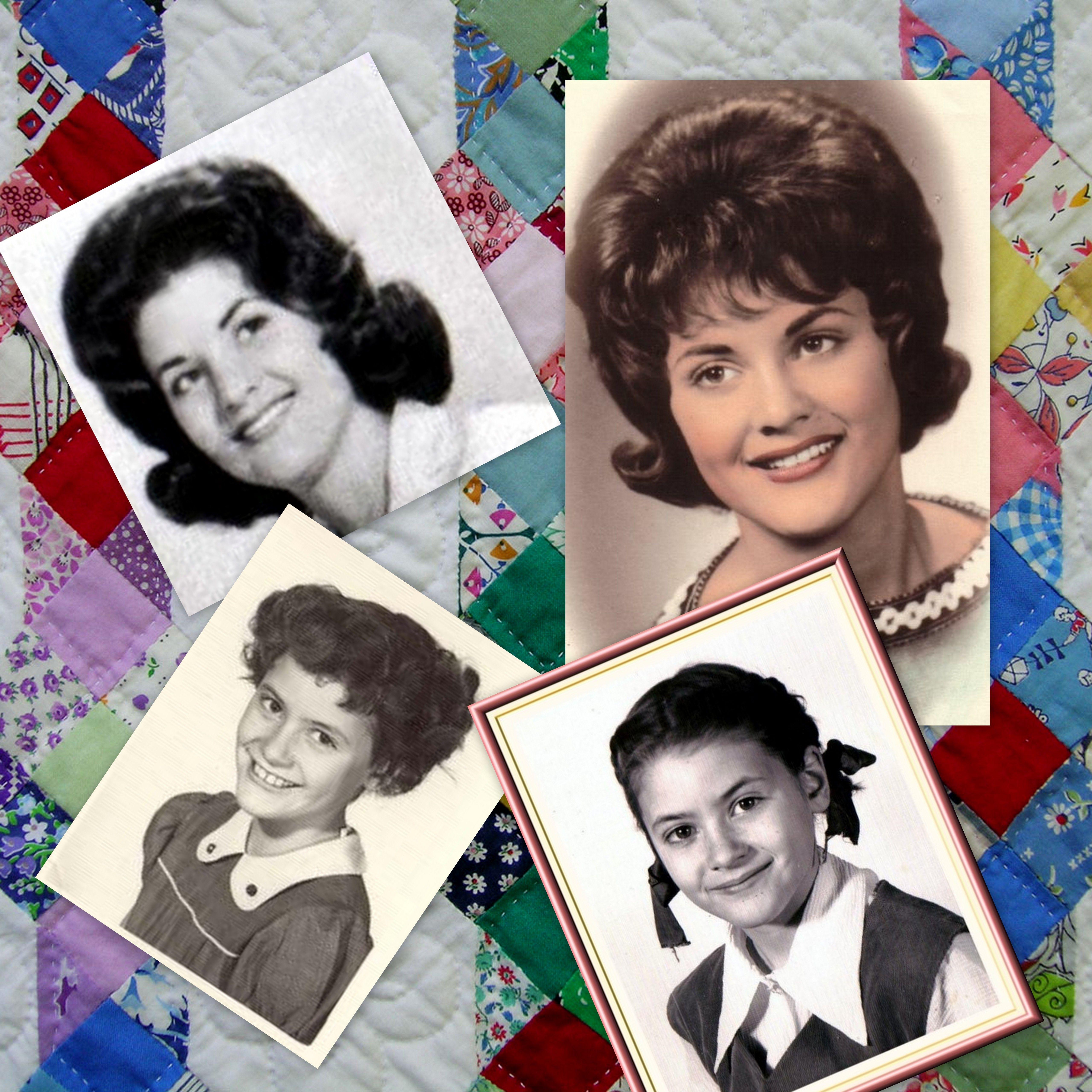 Ann Larue Swenson School Days Amarillo Texas Margret