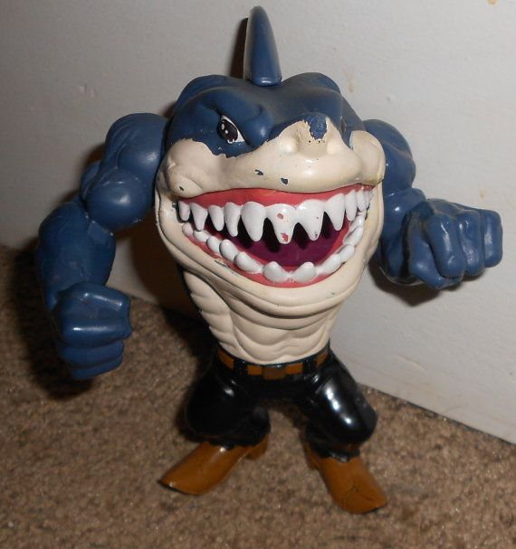 Street Sharks Ripster Toys
