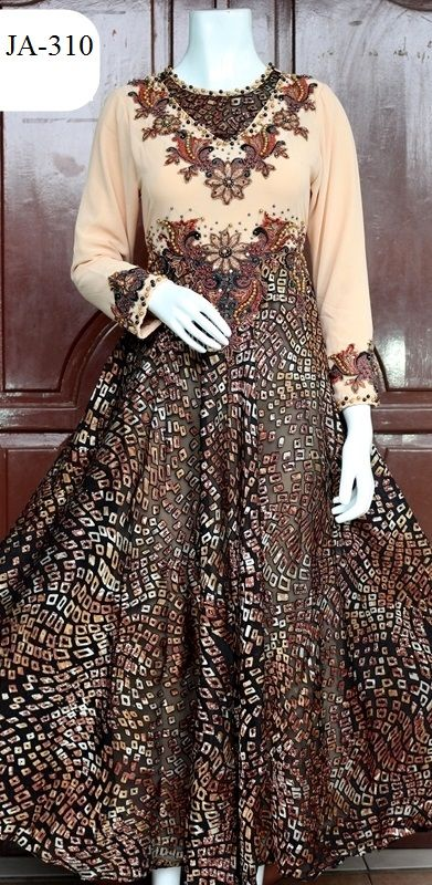 Gaun Pesta Muslim Murah Grosir Busana Wanita Model