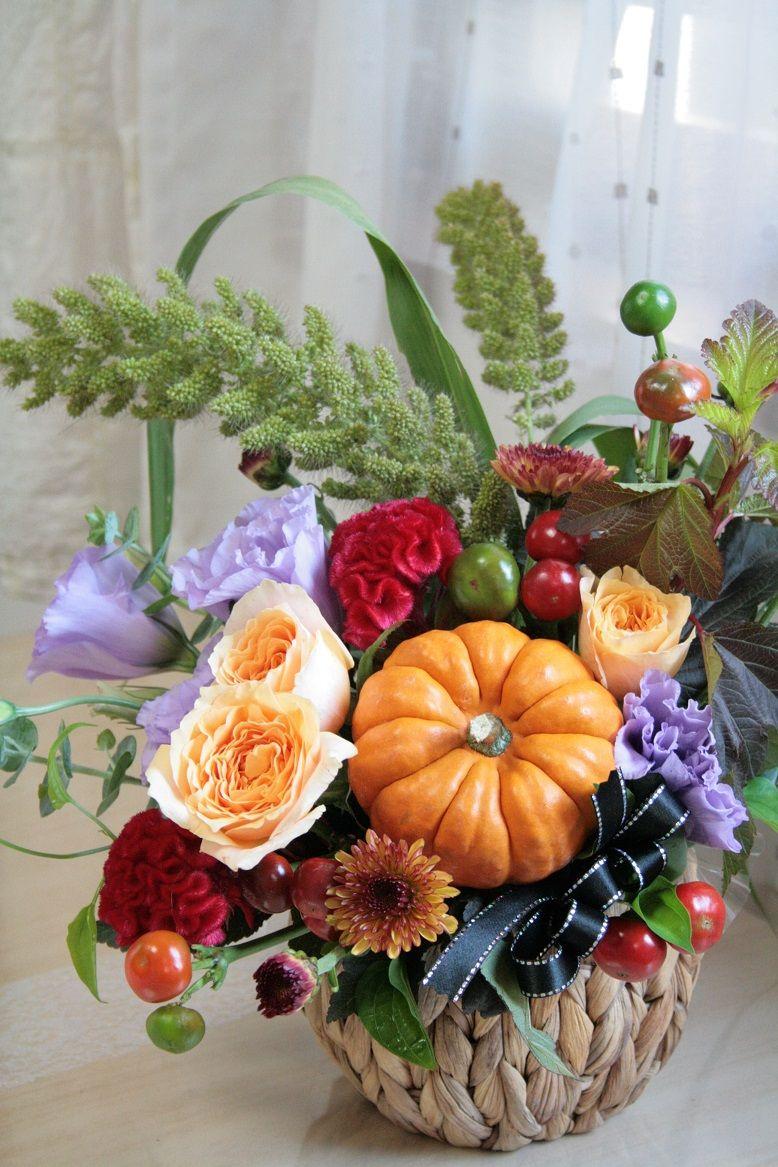 Fall Flower Arrangement Thanksgiving Ideas Pinterest