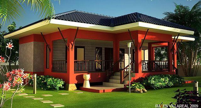 แบบบ านยกส งขนาดช นเด ยว ออกแบบด ไซน ร วมสม ย มาพร อมเฉล ยงบ านน าร กๆ Philippines House Design Philippine Houses Elevated House