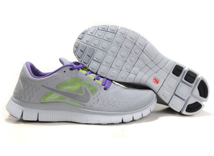 More and More Cheap Shoes Sale Online,Welcome To Buy New Shoes 2013 Womens Nike  Free Run 3 Wolf Grey Reflect Silver Pure Platinum Shoes [New Shoes - Womens  ...