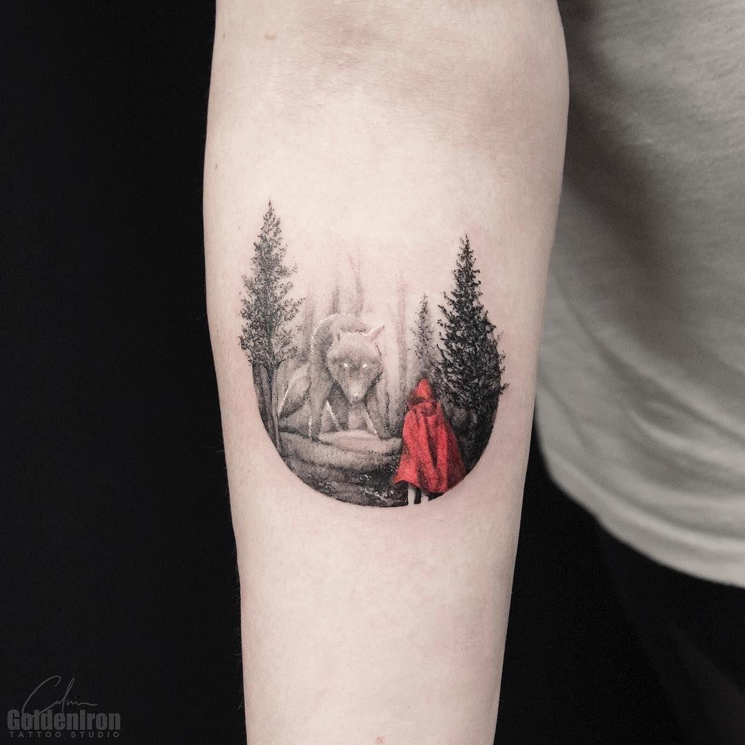 Wolf Tattoo Meaning & Wolf Tattoo Designs