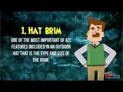 Choosing an Outdoor Hat - YouTube