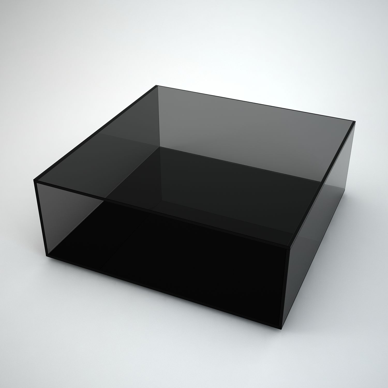 Quebec Square Grey Tint Glass Coffee Table By Klarity Klarity Glass Furniture Glass Coffee Table Black Glass Coffee Table Large Square Coffee Table [ 1500 x 1500 Pixel ]
