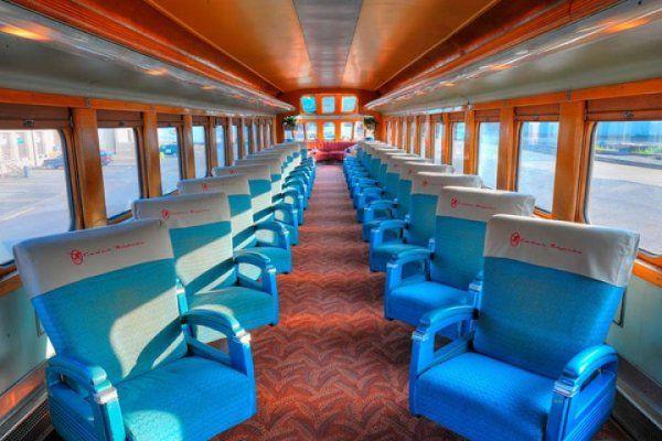 milwaukee railroad hiawatha train observation car milwaukee railroad pinterest cedar rapids. Black Bedroom Furniture Sets. Home Design Ideas