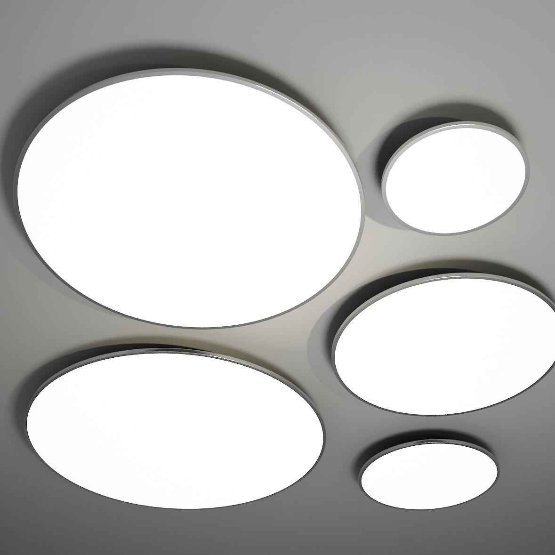 flache deckenleuchten tera in 40 bis 100 cm von hiilo lampen pinterest beleuchtung. Black Bedroom Furniture Sets. Home Design Ideas