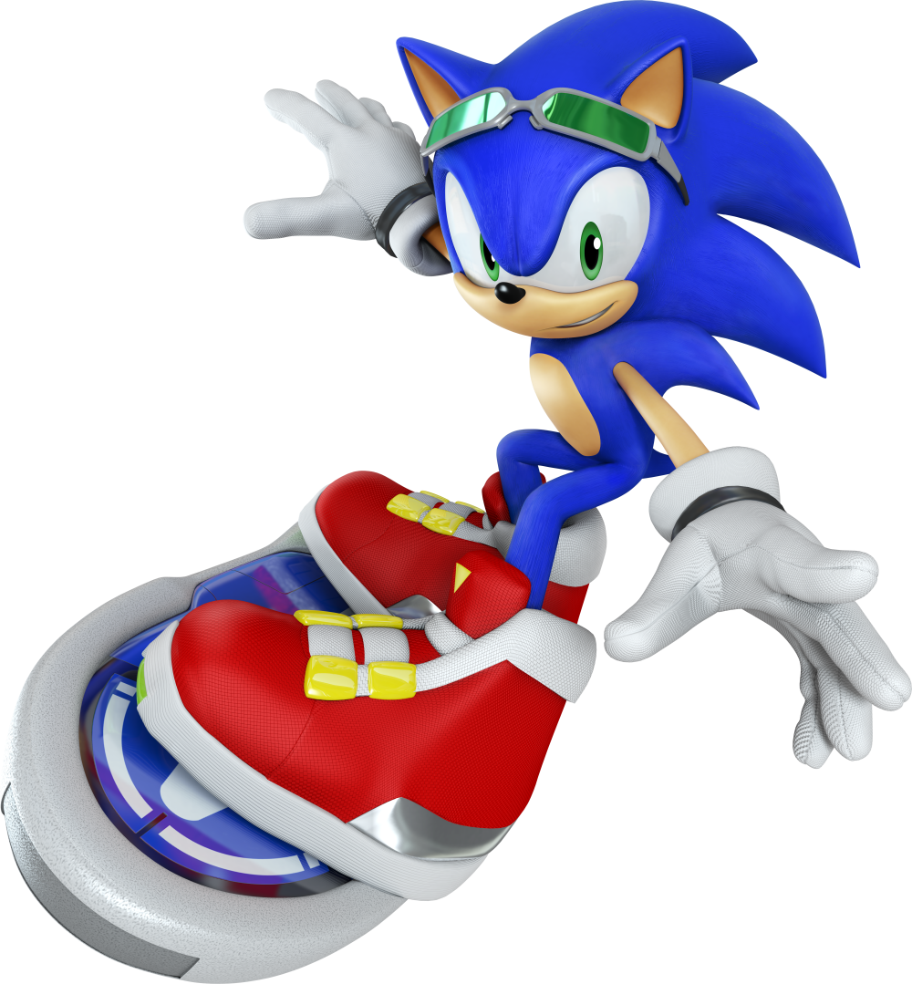 Sonic surfing Sonic the hedgehog, Sonic, Sonic free riders