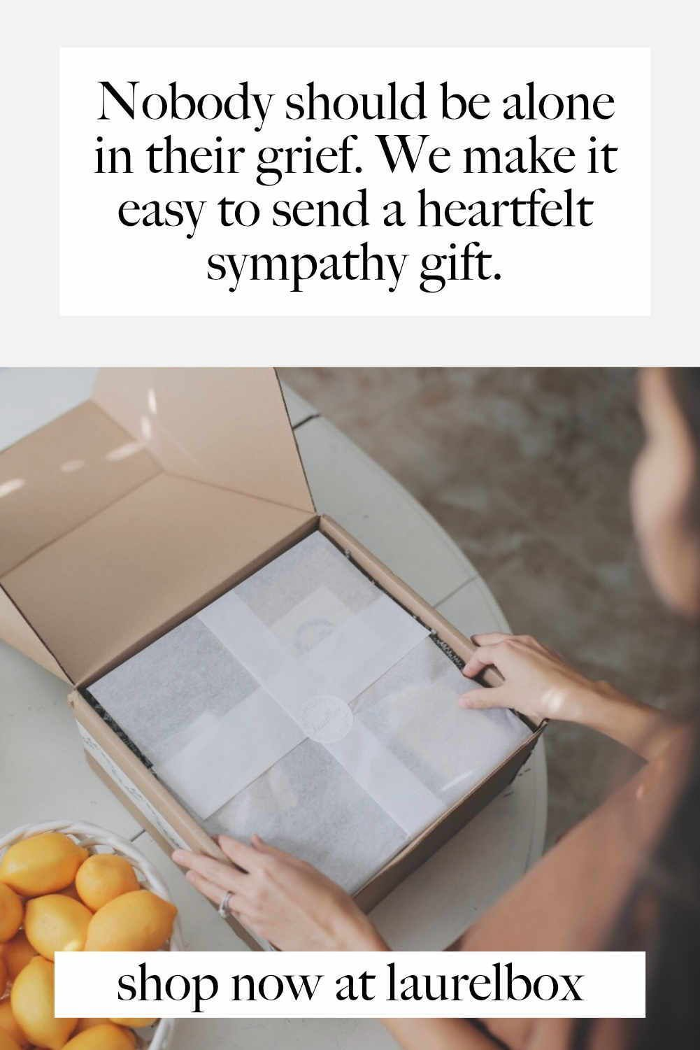 Beautiful sympathy gift boxes in 2020 sympathy gifts
