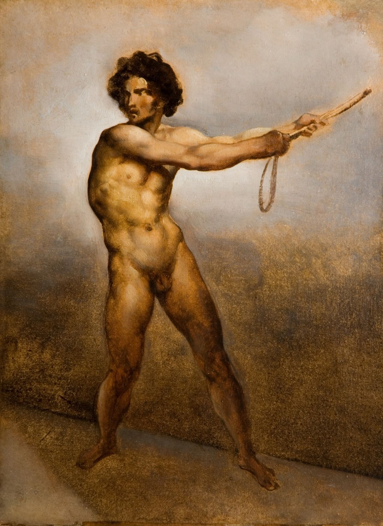 Nude theodore gericault male