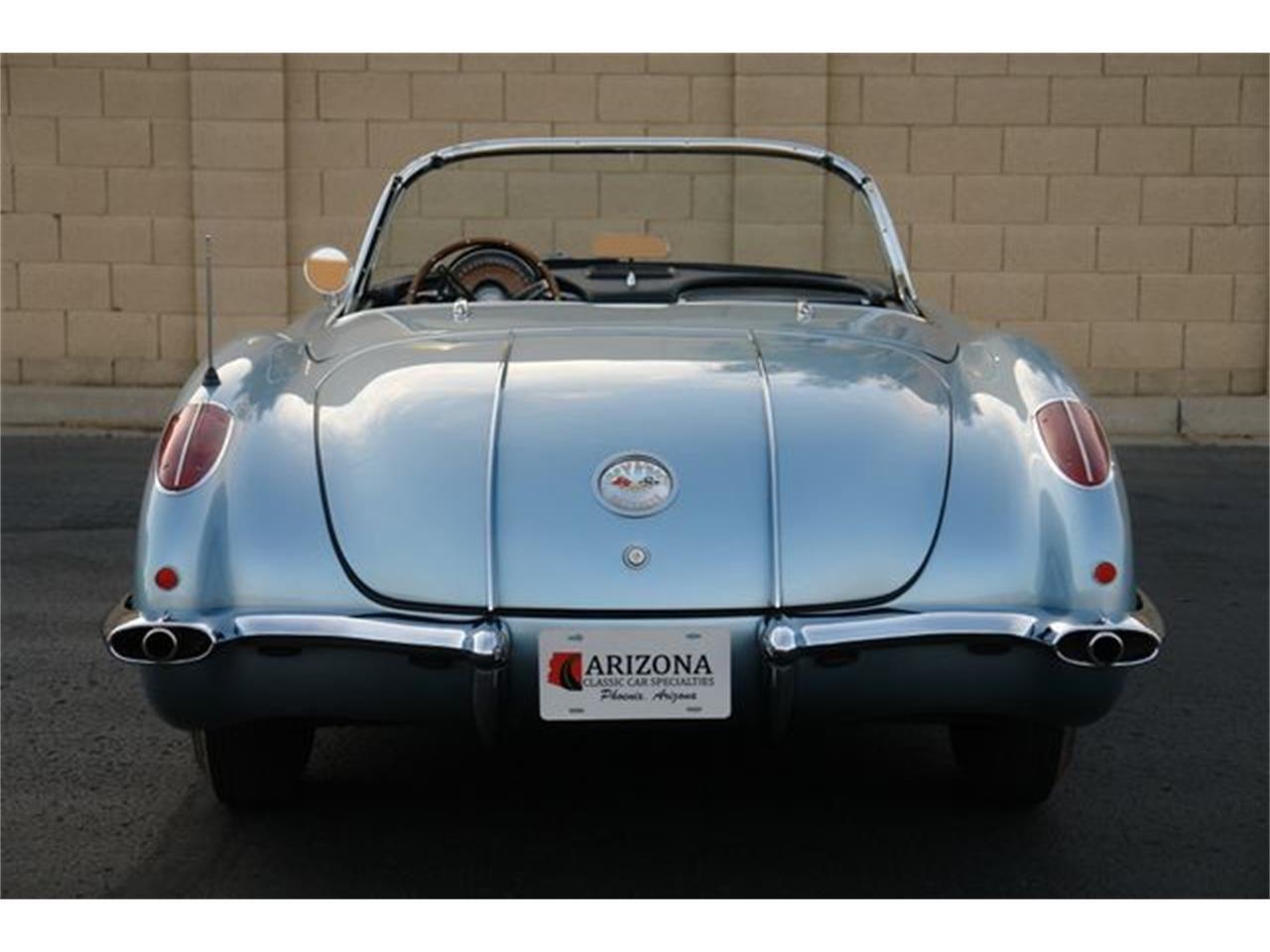 Large Photo of 1958 Chevrolet Corvette located in Phoenix