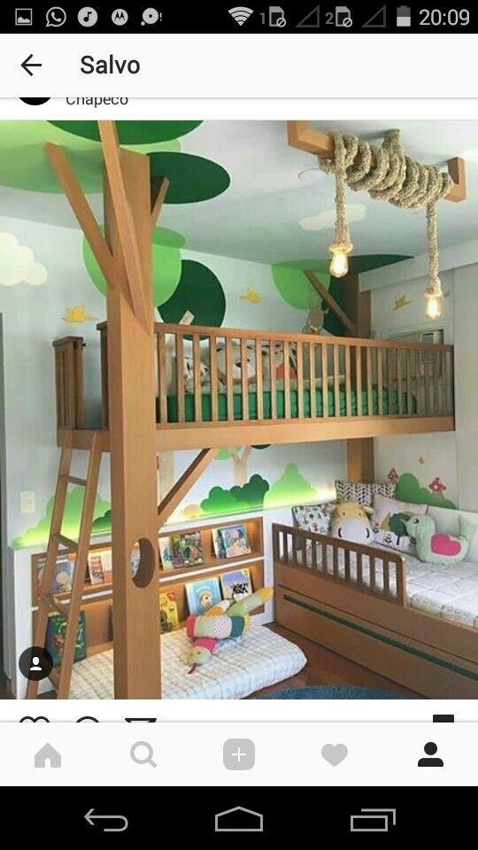 Decoraci n de ni o luisita en 2018 pinterest for Decoracion habitacion infantil montessori
