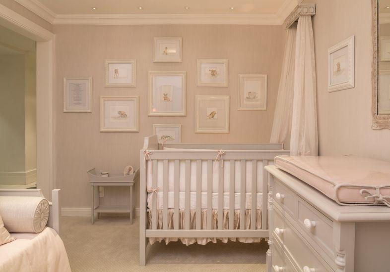 Dicas para decorar quarto de bebê  Decoração Neutra  Pamela Theml  Arquitu