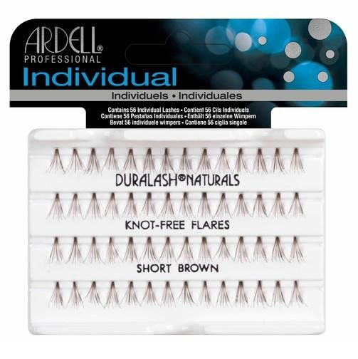 9e189a19142 Ardell Individual Knot-Free Flare Lashes - Short Brown (65051 ...