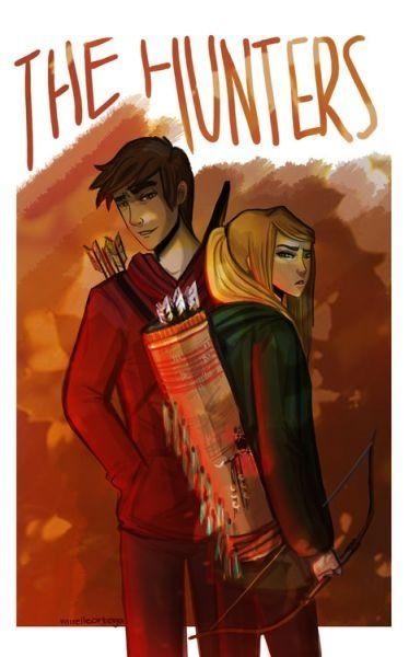 Artemis and Orion | Mythology | Artemis percy jackson, Percy jackson