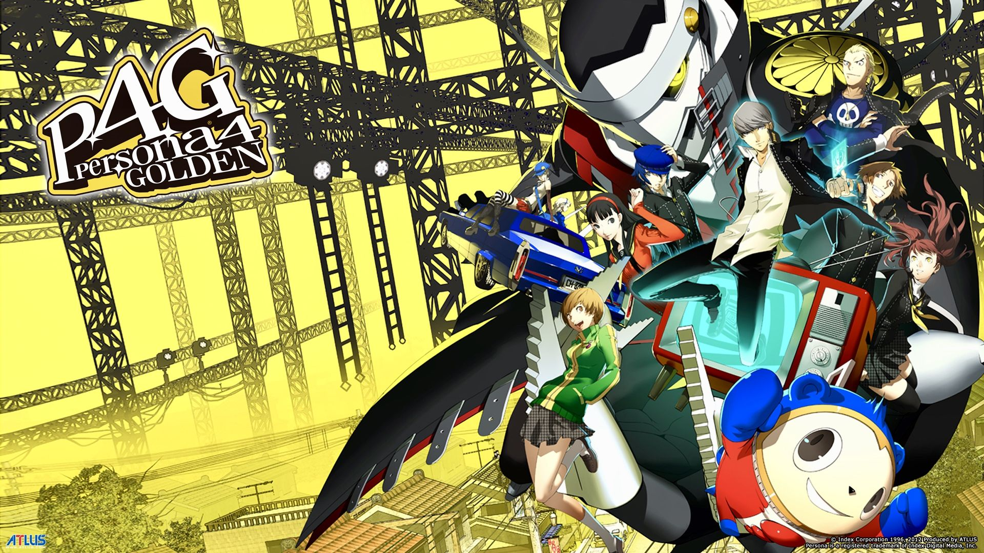 Persona 3 And 4 Ports To Current Gen Consoles Will Be Explored By Atlus Https Gamingbolt Com Persona 3 And 4 Ports To C Persona 4 Wallpaper Persona 4 Persona