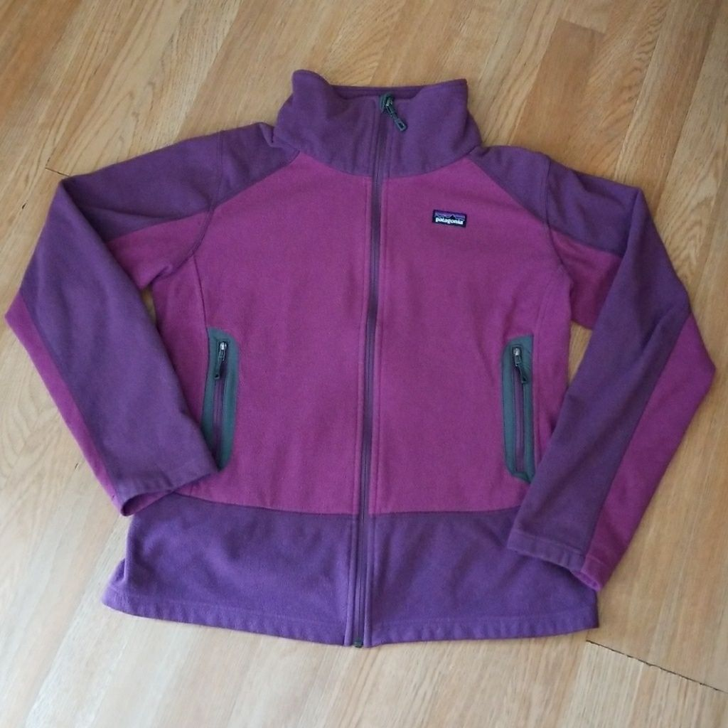 Patagonia fleece jacket size l patagonia fleece jacket and products