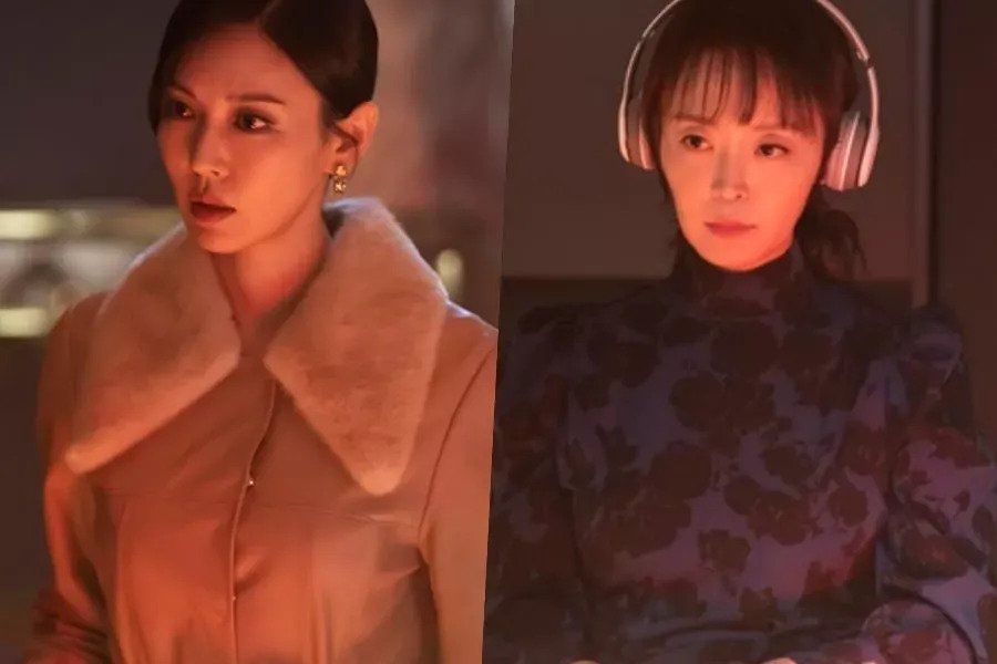 "Kim So Yeon And Ahn Yun Hong Have Tense Encounter In ""The Penthouse 2"""