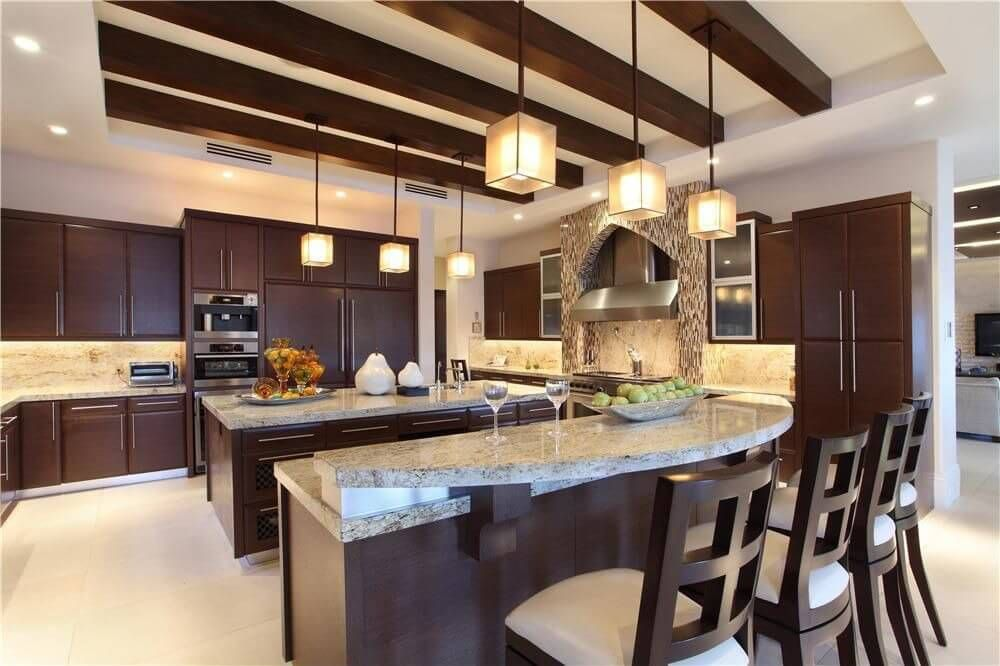 27 luxury kitchens that cost more than 100000 incredible - Luxury Contemporary Kitchens