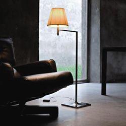 F L O S Fabric Floor Lamp Flos Floor Lamps Adjustable Floor Lamp