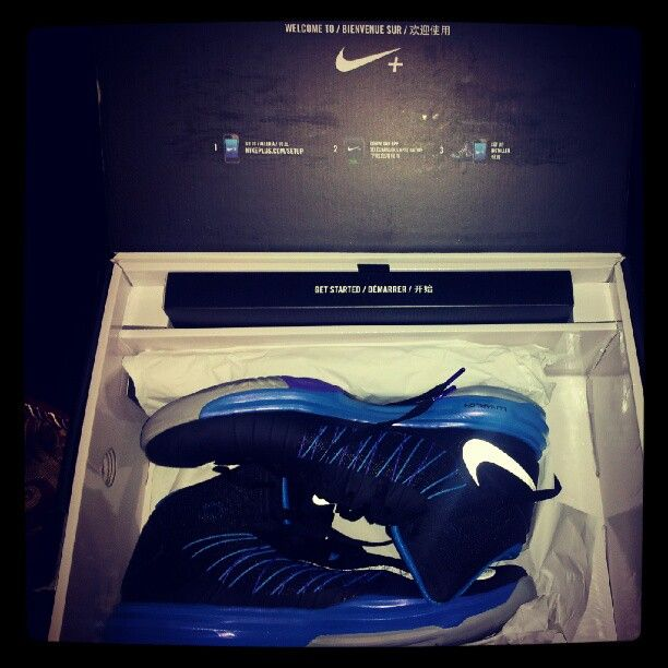 The Nike Hyperdunk+\u0027s are finally here, big ups to @nikebasketball for