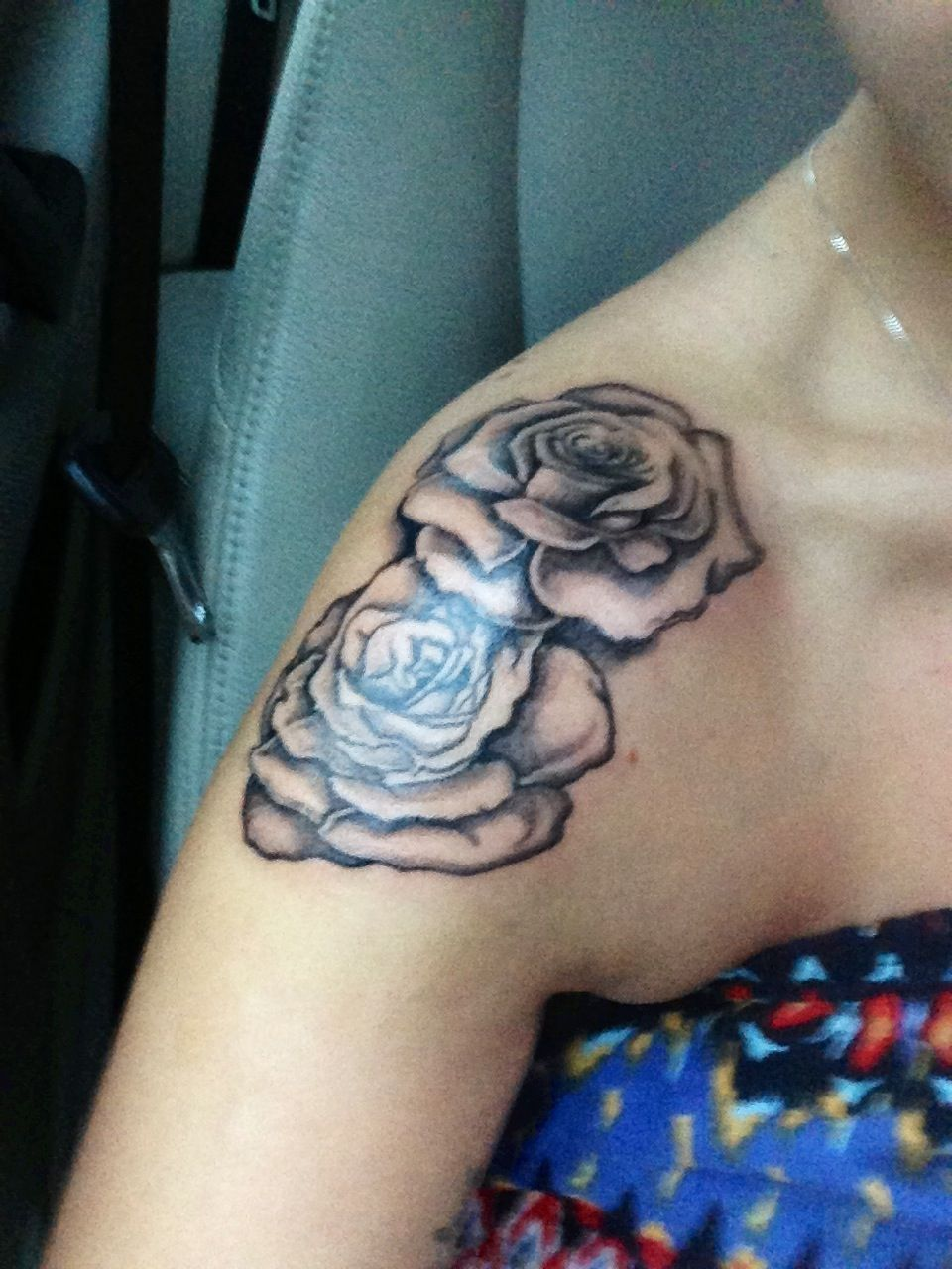 rose tattoo, GUIOX,TATTOO KITS SALES ONLINE. Everyone who love ...
