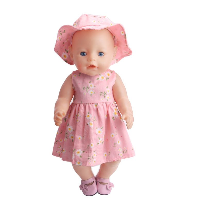 cheap baby gifts 43cm zapf baby born doll clothes all kinds of style clothes