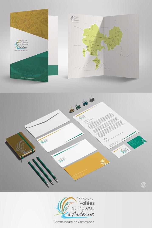 Papier En Tete Carte De Visite Correspondance Voici