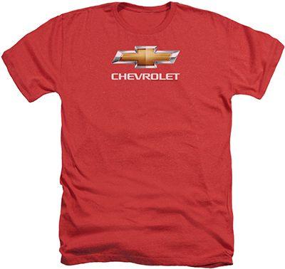 Chevrolet Bowtie Heather Red T Shirt Heathers Shirts T Shirt Graphic Shirts
