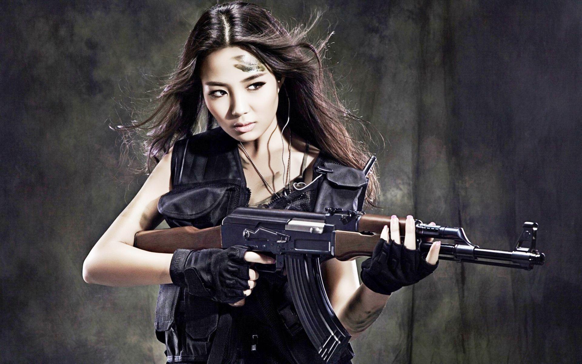Best pics of shooter girls
