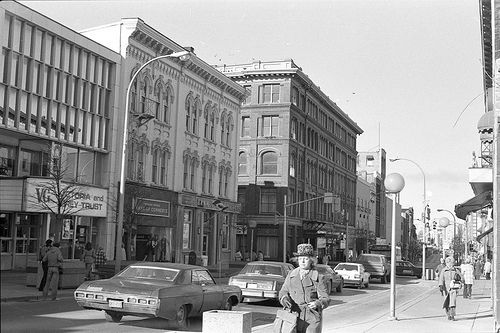 Downtown Kitchener Local History Gone Days Ontario