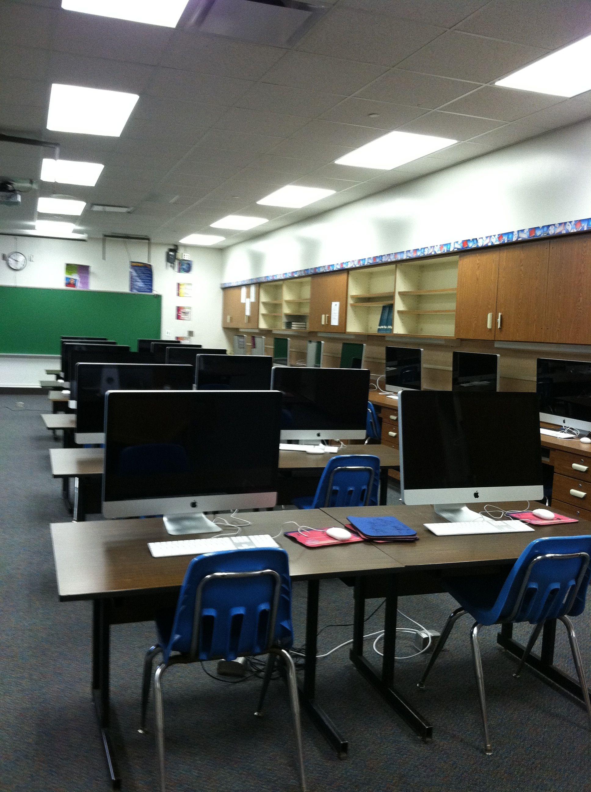 My Dream Technology Classroom!! Classroom technology
