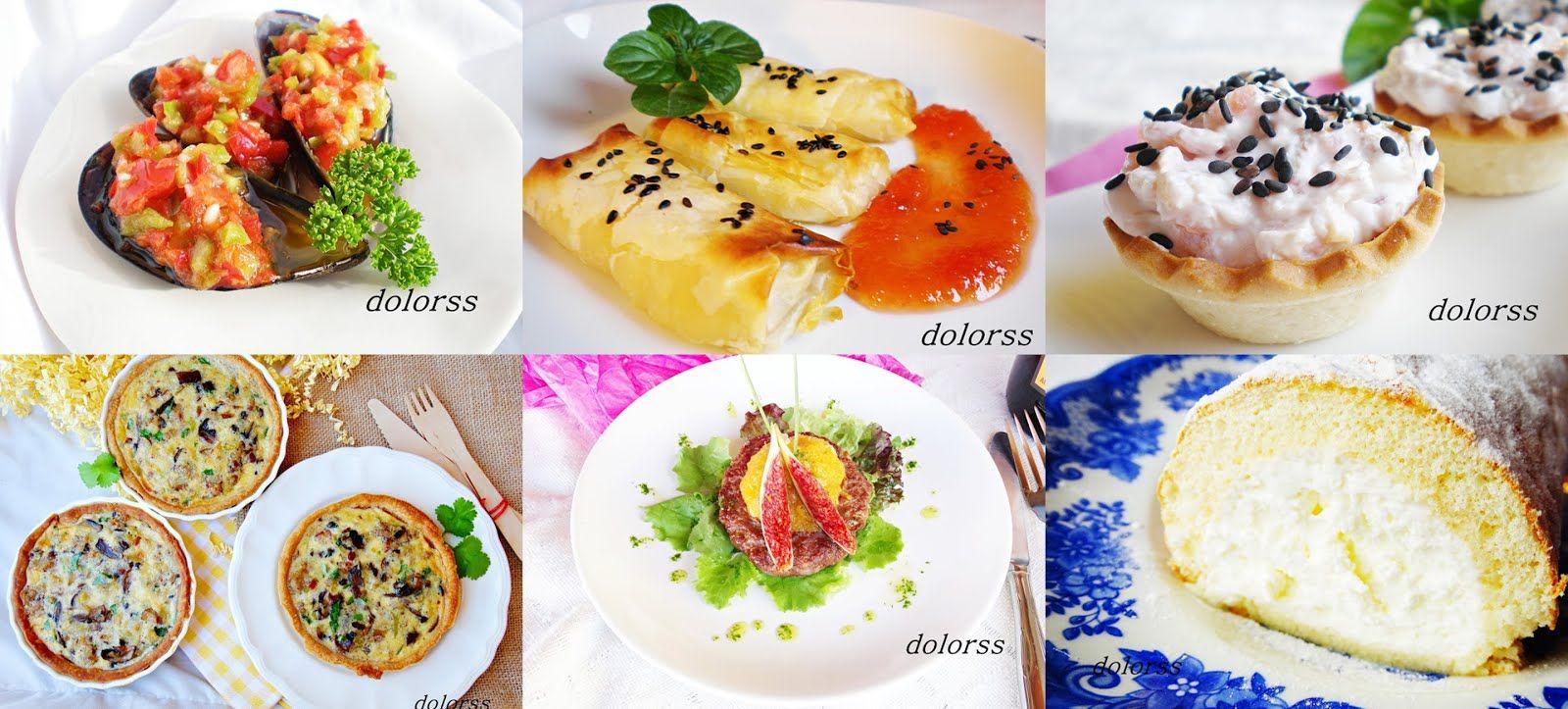 D a 5 cena v spera de reyes blog de cocina for Platos de cocina