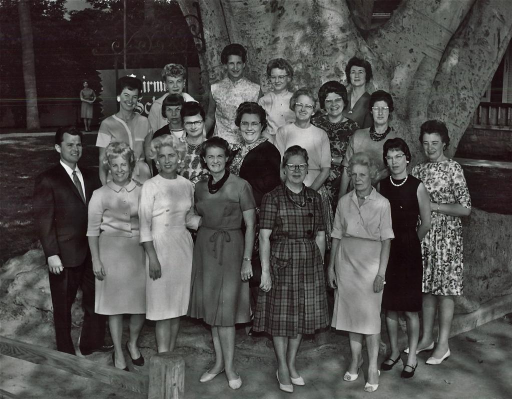 Fairmont faculty of 1962 throwbackthursday orangecounty
