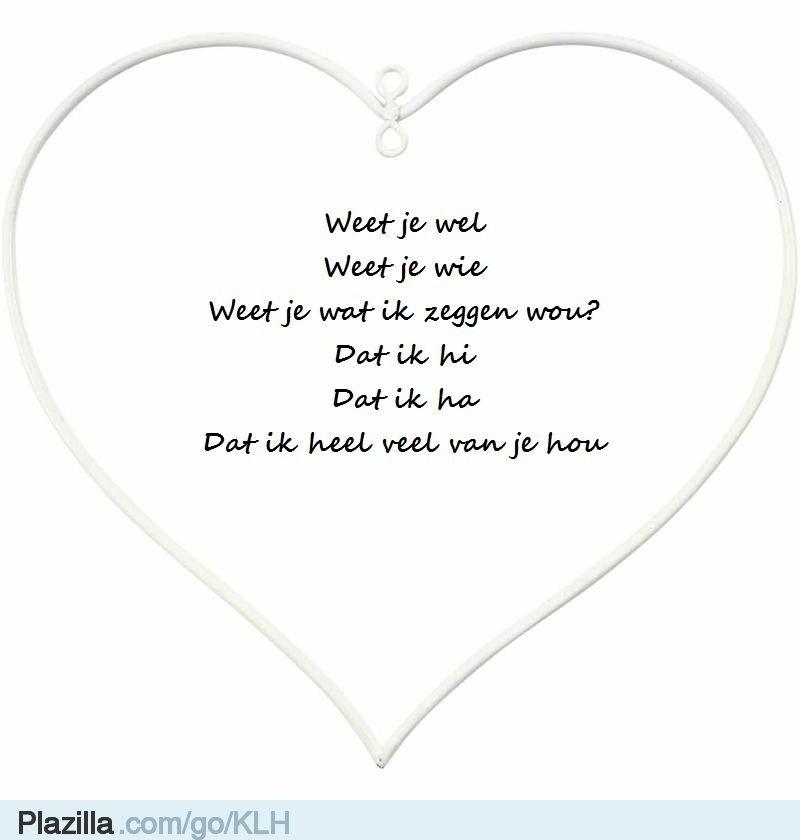 korte liefdesgedichtjes plazilla valentijn