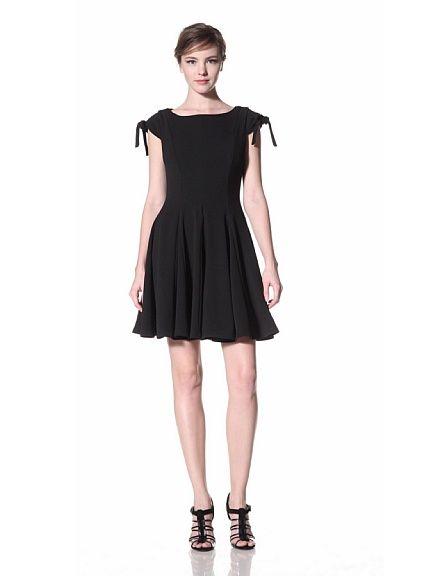 Eva Franco Womens Gilda Dress with Flared Skirt at MYHABIT