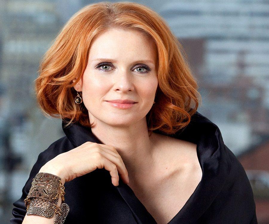 15 Courage Celebrities Who Battled Cancer And Won ... ~♥~ ... cynthia-nixon-2 ..  #fashion #decoration #style #jewelry #gift ... ~♥~ └▶ └▶ http://www.pouted.com/15-courage-celebrities-who-battled-cancer-and-won/