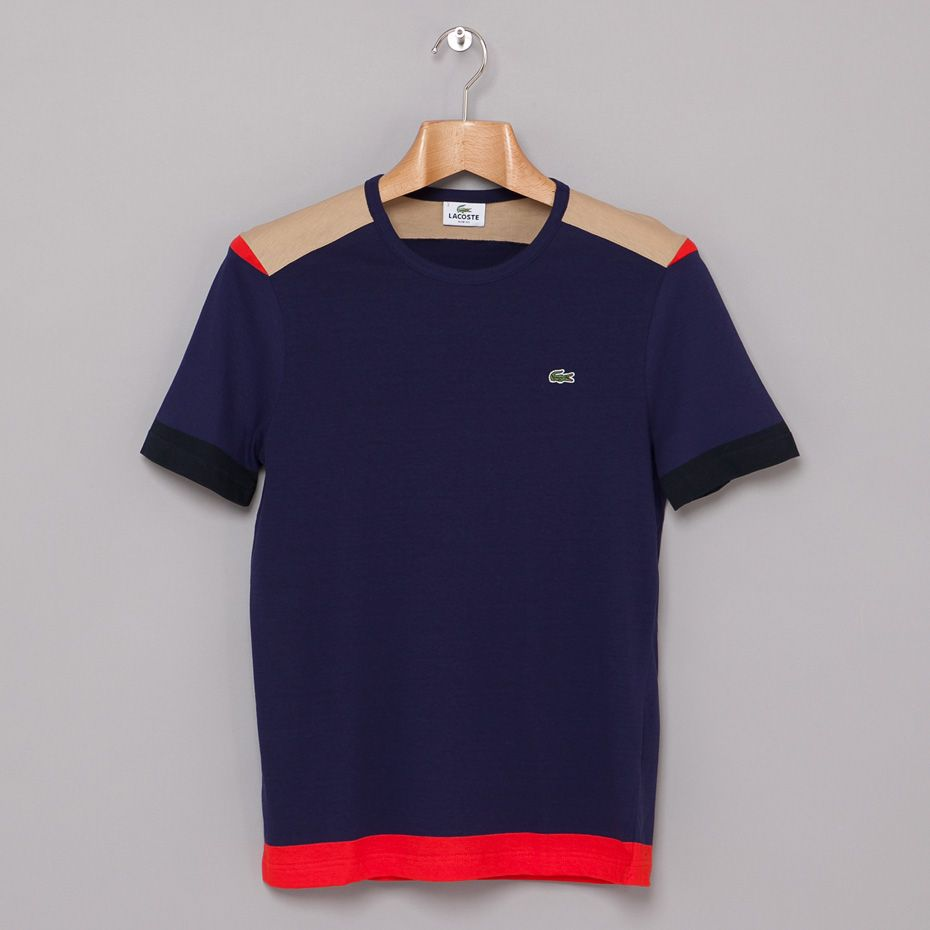 7870d393357 Lacoste T-Shirt in Mure   Sahara