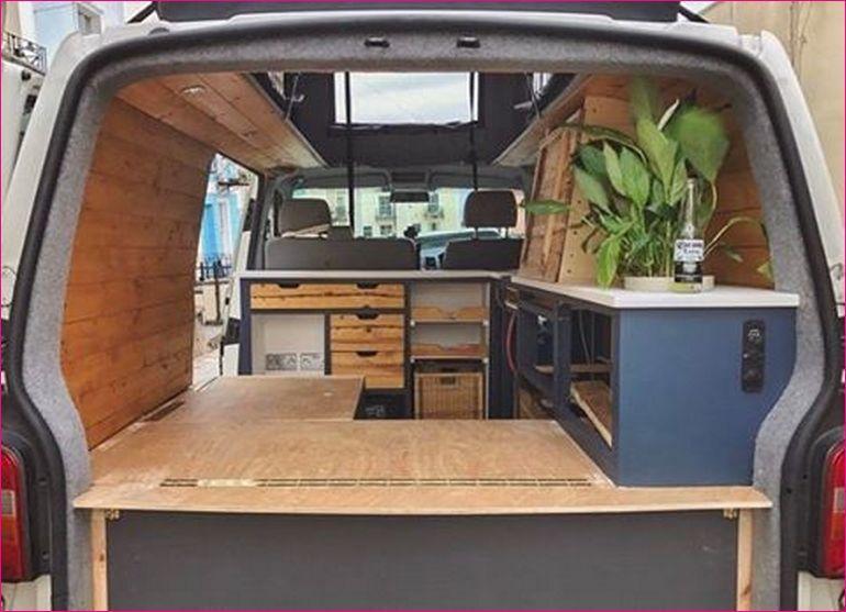 90 Awesome Camper Van Conversion Renovation Ideas