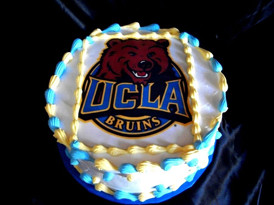 Ucla Parties UCLA cake | Eat...