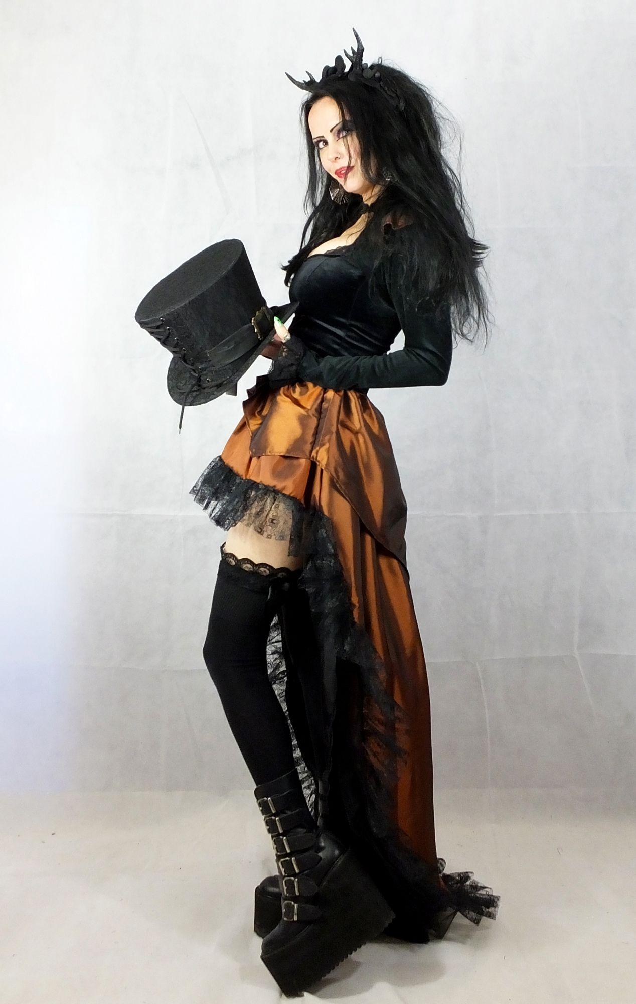 Cirque du Gothique Top and Skirt