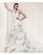 Glamoures Traumhaftes Hochzeitskleid