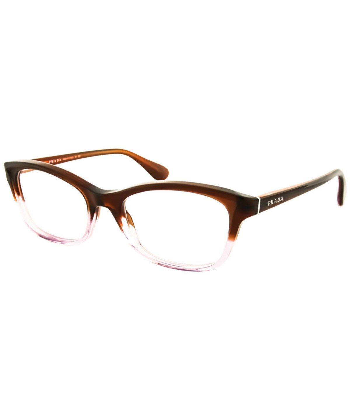 prada prada womens pr 05pv oay1o1 optical frames prada sunglasses