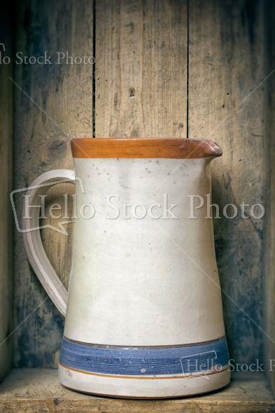 old pottery - Royalty Free Stock Photo - Markus Gann